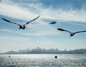 space-shuttle-endeavour-flies-san-francisco
