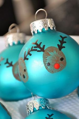 Christmas Craft Ornament